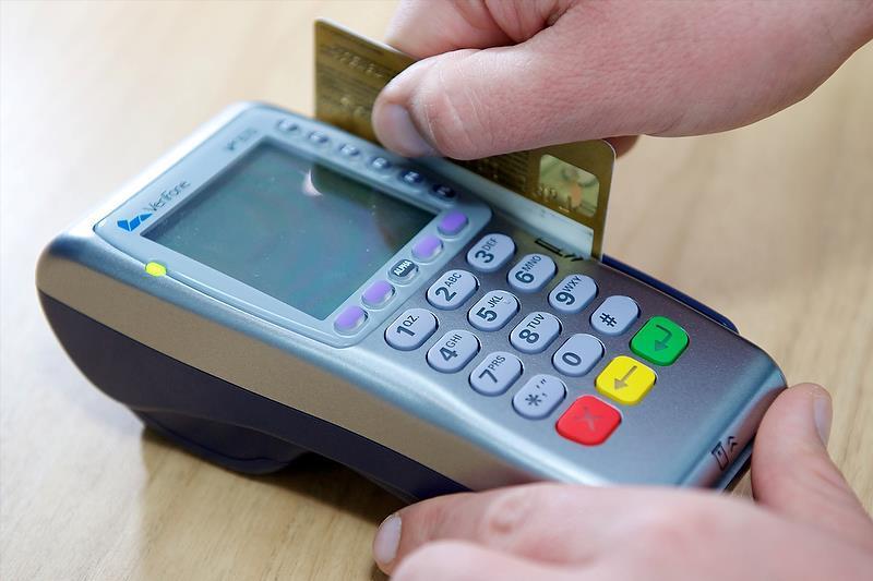 Мобильный терминал для оплаты банковской картой