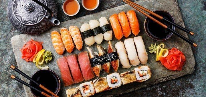 В «Якитории» доступны различные блюда