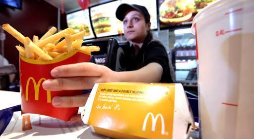 Чтобы воспользоваться секретным кодом, нужно быть сотрудником McDonald's