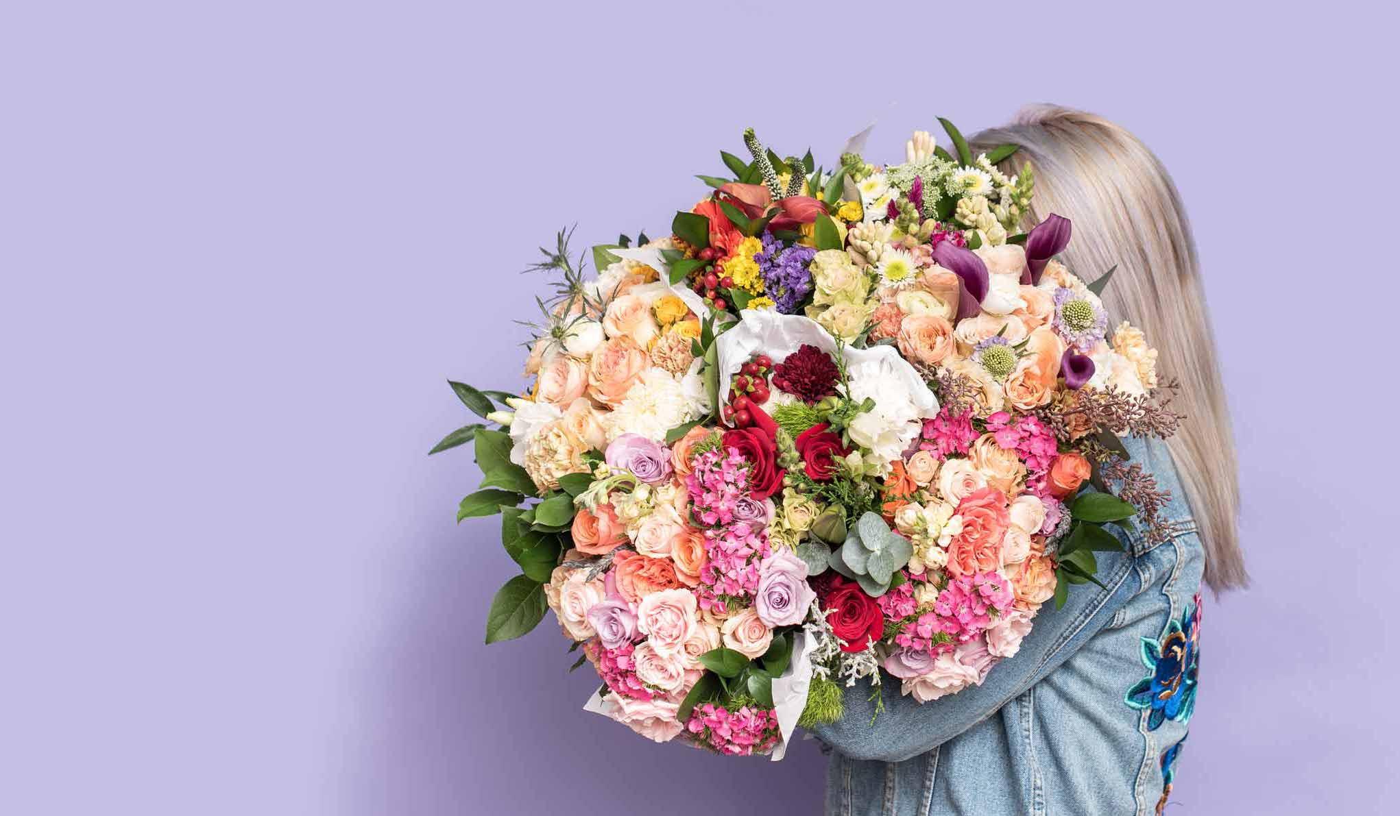 Лучшие сервисы доставки цветов