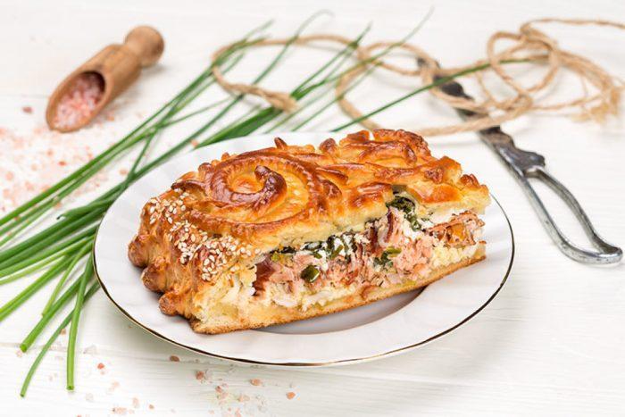 Пироги «Линдфорс» с доставкой на дом