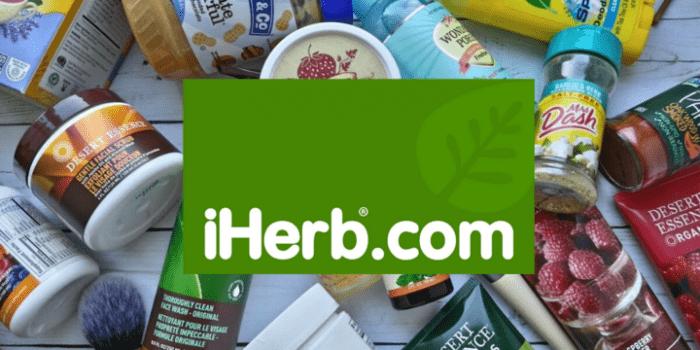 У iHerb очень большой ассортимент товаров