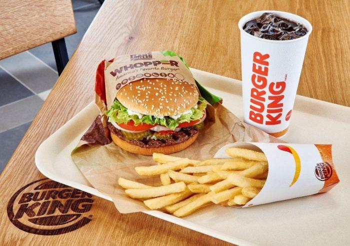 Промокоды Burger King на август 2020