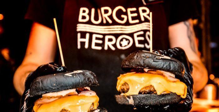 Бургерную Burger Heroes можно открыть по франшизе