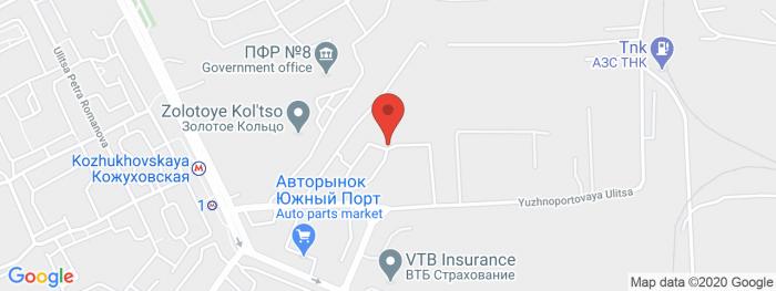 Представительство сервисе в Москве