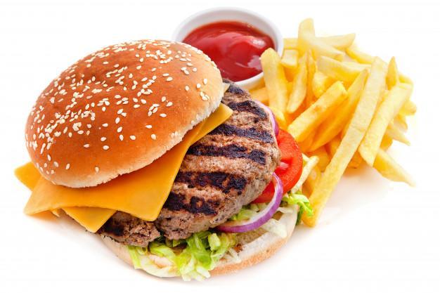Рейтинг самых калорийных бургеров