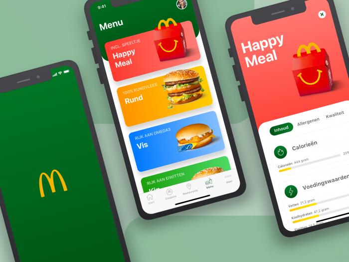 Вовремя обновляйте приложение «Макдональдс»