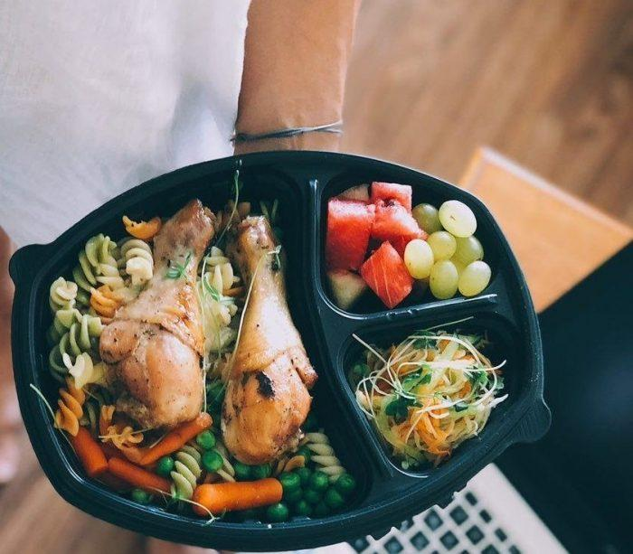 Комплексные обеды с доставкой