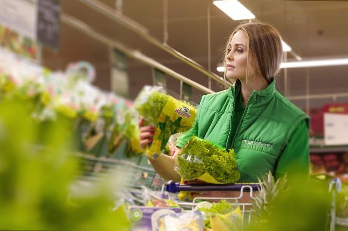 Работа в «Сбермаркете»