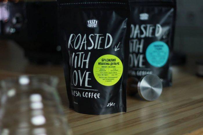 Доставка кофе и чая Tasty Coffee