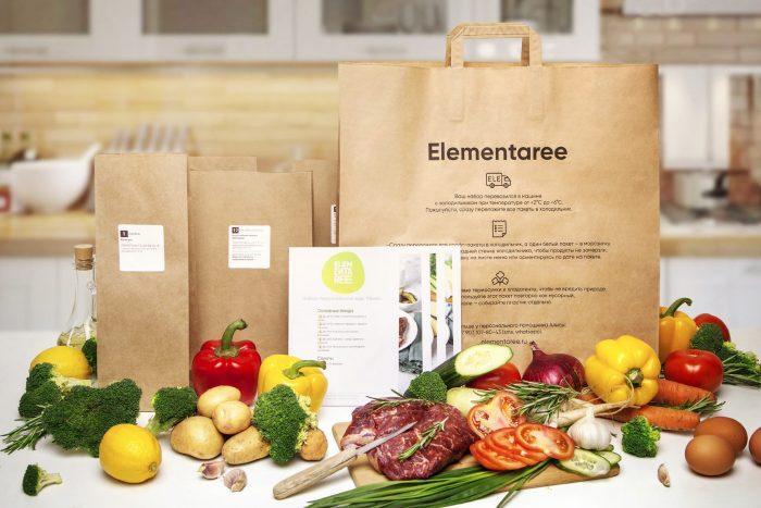 Доставка продуктов Elementaree
