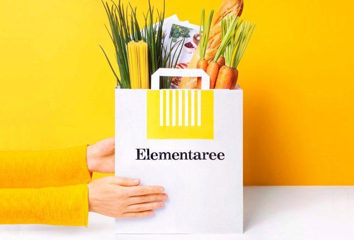 Elementaree – доставка продуктов на дом с рецептами