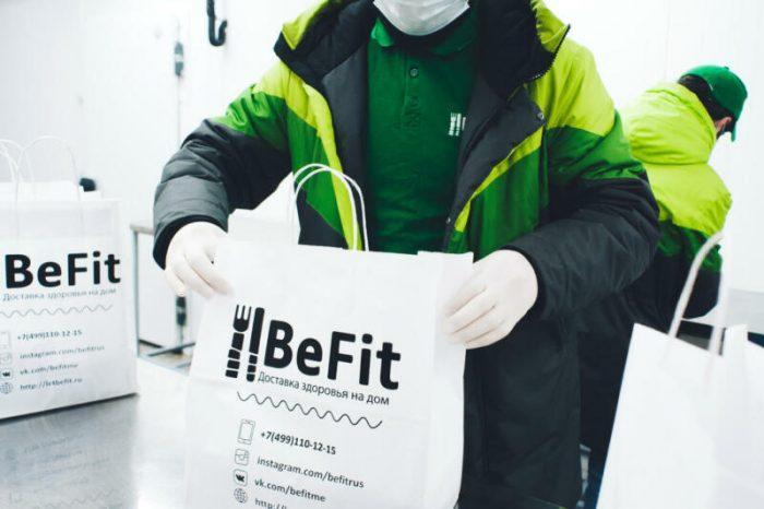 Доставка здорового питания BeFit