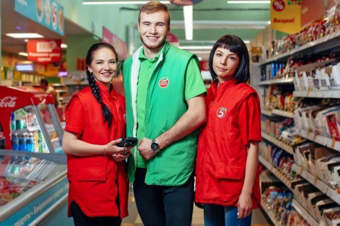 Сеть магазинов «Пятерочка» ответственно подходит к подбору сотрудников