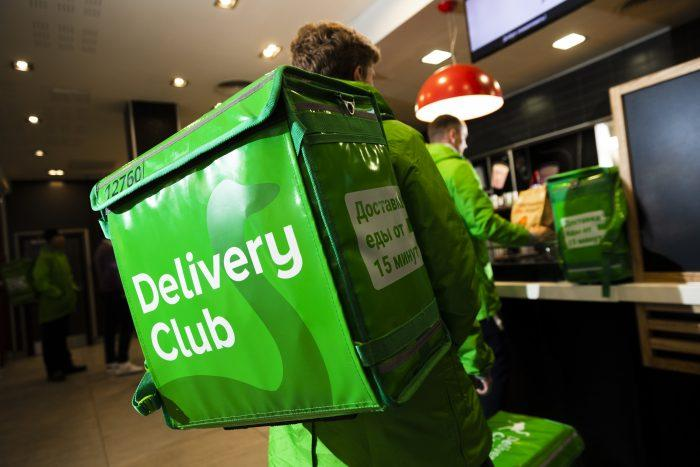 Служба доставки Delivery Club